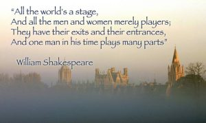 famous quote from Shakespeare